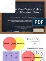 Okta_Contingency Plan & Hospital Disaster Plan