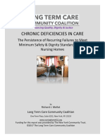 LTCCC Report Nursing Home Chronic Deficiencies 2017
