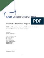 World Stress Map