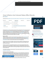 How Inflation and Interest Rates Affect Bonds