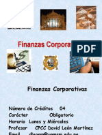 Introduccion a Finanzas Corporativas