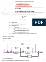 Analog Mixed Signal Group Wiki _ SignalsAndSystems _ Mason's Gain Rule