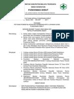 9.4.2.Ep 7 Sk Petugas Pemantau Perbaikan Mutu Layanan Klinis Dan Kp