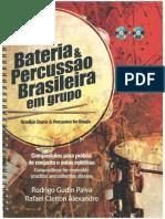 Bateria e Percussão Brasileira Em Grupo