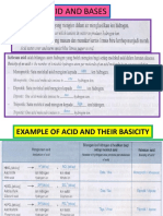 Acid & Baces Power Point
