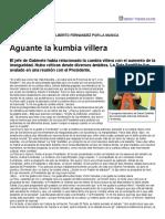 Página_12 __ Sociedad __ Aguante La Kumbia Villera