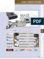 Brake Control Systems