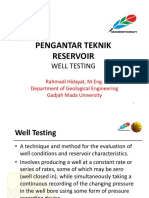12. Well Testing