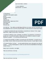 Albóndigas, Embutidos, Salchichas (1)