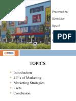 Big Bazaar Presentation
