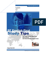English Study Tips Adults Id
