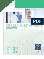 Telc Deutsch b1-b2 Pflege Tipps Zur Pruefungsvorbereitung