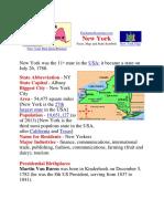 New York Map Quiz