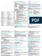 python quick reference card