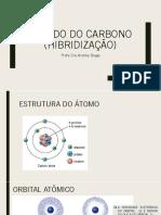 Estudo Do Carbono (Hibridização)