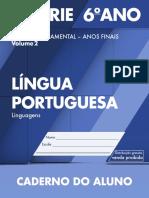 CadernoDoAluno 2014 2017 Vol2 Baixa LC LinguaPortuguesa EF 5S 6A