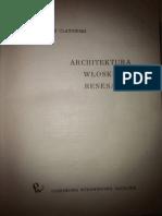Kazimierz Ulatowski - Architektura Włoskiego Renesansu