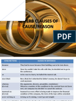Documents.mx Adverb Clauses of Cause