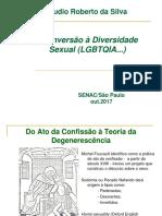 DA INVERSÃO À DIVERSIDADE SEXUAL.ppt