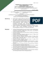 1.2.5.1 SK Koordinasi dan Integrasi Penyelenggaraan Program.doc