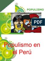 8. populismo
