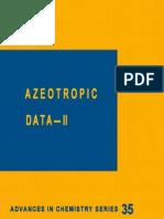 azeotropic-dataII