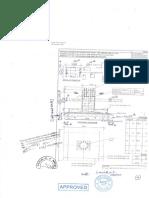 Foundation Dwg for 20 m High Mast