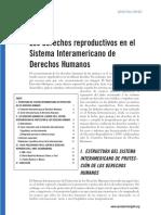Center for Reproductive Rights-Derechos Reproductivos en El Sistema Interamericano de Derechos Hu