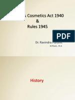 GLP - D&C Act 1940
