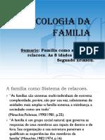 Psicologia Da Familia.clasE 3