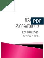 Repaso de Psicopatolog A