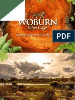 The Safari Lodge Corporate Brochure