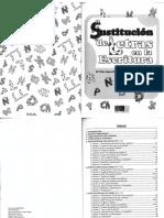 Sustitucion de Letras en La Escritura FEBRERO 2013