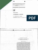 Bergson. El pensamiento y lo movimiente - La percepción del cambio.pdf