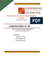 LABORATORIO 05