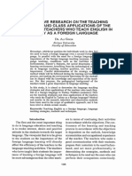 Ali Gocer Qualitative Research