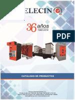 Catalogo de Productos Elecin 2016