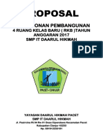 Proposal Rkb Smp It Thn Anggar 2016 (Repaired)