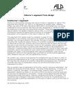 Swinburne design argument.doc