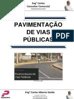 Pavimentação de Vias Públicas