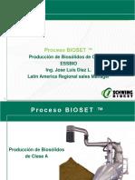 Proceso Bioset ESSBIO
