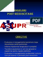 7 Ingrijiri Post-resuscitare