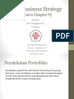 01 PR9 Multibusiness Strategy