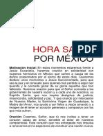 Orar Por Mexico