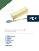 Producción Industrial de La Mantequilla 2