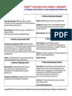 Branton Career Direction Model Assessments Final