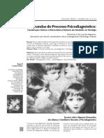 Demandas Do Processo Psicodiagnóstico