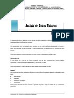 6. Analisis de Costos Unitarios Admsion