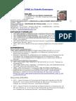 Curriculum Vitae Lic Rodolfo Dominguez