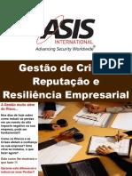 Programa Do Curso Gestao de Crises Asis